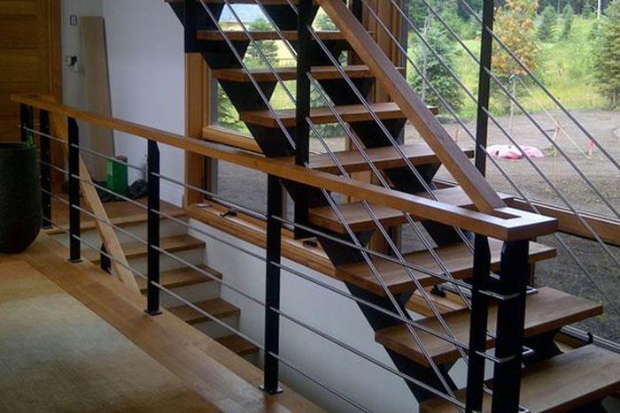 Optimisez vos espaces avec des escaliers
